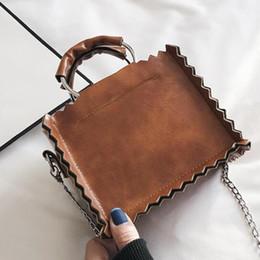 Hand Bag For Girl Leather Australia - Brand New Women PU Leather Bags Metal Hand Bag Small crossbody Shoulder Bags Ladies Handbags for girls 2019