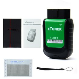 Function Connectors Australia - XTUNER E3 Easydiag Wireless OBDII Full Diagnostic Tool with Special Function Pefect Replacement For VPECKER Easydiag