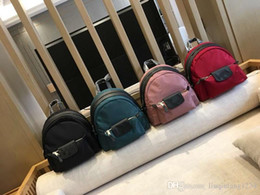 $enCountryForm.capitalKeyWord Australia - The New Women's Girls Women Backpack Style Oxford Cloth And Leather Leisure Travel Couples Designer Stylish School