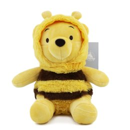 0ae006fe033d Hot sell Bee Vigny bear doll Pooh bear super cute Plush toys Gripper doll  Children s gifts Cartoon style