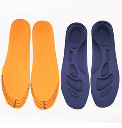 the latest e530c 927ac Memory Foam Orthotics Arch Support Shoes Insoles Man Women Flat Feet Sports  Running Breathable Insoles for feet Orthopedic Pad