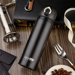 $enCountryForm.capitalKeyWord Canada - Coffee Boy Thermos Bottle For Water 304 Stainless Steel Straight Cup Thermo Mug Vacuum Flasks Thermocup C19041601