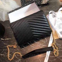 $enCountryForm.capitalKeyWord Australia - Famous brand designer luxury ladies small chain shoulder bag messenger bag for women envelope crossbody hot sale free shipping size:23x16cm