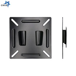 $enCountryForm.capitalKeyWord Australia - Accessories Parts Mounts Universal TV Mount Wall-mounted Fixed Flat Panel Bracket Holder for 14-26 Inch LCD LED Monitor TV Frame