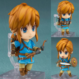 $enCountryForm.capitalKeyWord Australia - 733# Anime action The Legend of Zelda model figure link Breath of wild Ver. cartoon Movable collection model figure boxed Y7180