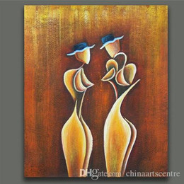 art deco canvas prints Canada - vA. World famous Picasso Abstract Art High Quality Handpainted & HD Print Oil Painting On Canvas Wall Art Home Office Deco p151