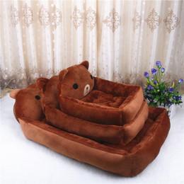 $enCountryForm.capitalKeyWord Australia - Cute cartoon dog kennel Teddy VIP dog Samoye warm pet kennel dog bed cat kennel in autumn and winter