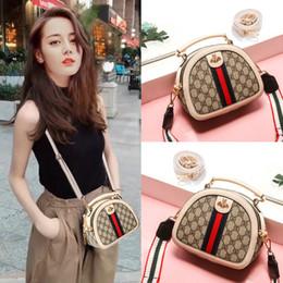 China bag handbags shoulder online shopping - New Women Round Cross Body Bags Messenger Bag High Quality Leather Mini Female Shoulder Bag Handbags Bolsas Feminina