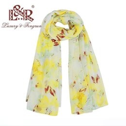 bird scarfs UK - 2018 Real Silk Women Scarf scarf Print Bird Cashmere Scarfs Scarves With Short Tessel Female Foulard Shawls Winter Cachecol Bu