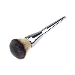 Chinese  Professional Makeup Foundation Brush Flat Round Top Soft Blush Brush Multifunction Powder Foundation Blusher Brush RRA1174 manufacturers