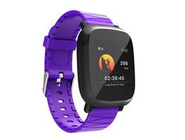Smart Watch Ios Heart Sleep Australia - Hot selling M30 Smart Watch Heart Rate Monitor Fitness Tracker Waterproof Sleep Monitor Sport Watch for IOS&Android smart phone