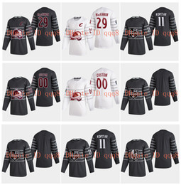 Wholesale game king resale online - 2020 All Star Game Jersey Colorado Avalanche Jersey Nathan MacKinnon Los Angeles Kings Anze Kopitar Vegas Golden Knights Hockey