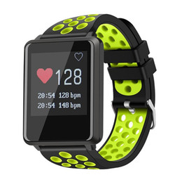 Smart Watches Sale Rate Australia - Hot sale F8 1.44 inch display Bluetooth 4.2 waterproof heart rate blood oxygen sleep monitoring gift sports smart watch bracelet