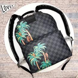 $enCountryForm.capitalKeyWord UK - 2019 Brand en and women large capacity luggage bag baggage real waterproof handbag Backpack Bags M436153