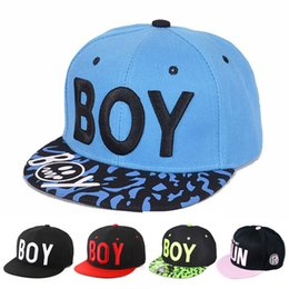 Cool spring hats for boys online shopping - Boy Letter Baby Boy girls Hats Cool Style Baseball Cap Children Boy For Spring autumn Hip pop Sun Hat For Travel