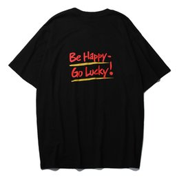 89c0896d6358 Hip Hop Tops Tees Men T-shirt Urban Short Sleeve Streetwear Cotton Cartoon  Printing T-shirt Casual Couple Funny T Shirts