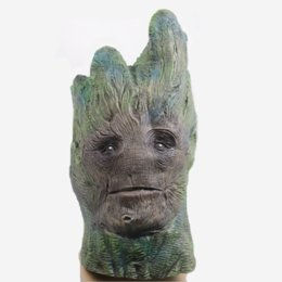 $enCountryForm.capitalKeyWord UK - Pop Hot toys Groot Tree essence Galaxy Guard Masquerade Cosplay helmet prop mask Avengers endgame figure action anime figure toy