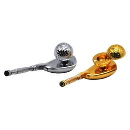 Hollow Pipe UK - New metal pipe ball hollow golf ball