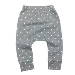 $enCountryForm.capitalKeyWord UK - Boys Girls Baby Pants Kids Casual Harem PP Trousers Knitted Cotton Unisex Toddler Leggings Newborn Infant Clothing