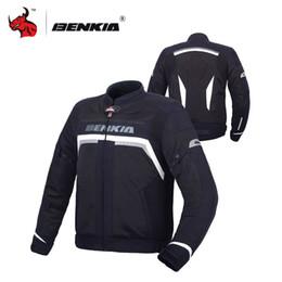 $enCountryForm.capitalKeyWord Australia - BENKIA Men's Motorcycle Racing Jackets Moto Jacket Motorcycle Jacket Moto Race Suit Mesh