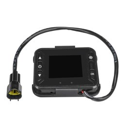 Lcd monitor controLLer online shopping - 12V LCD Monitor Switch Remote Control For Auto Truck Air Diesel Heater Controller