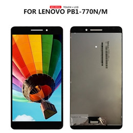 Lenovo phab online shopping - For Lenovo Phab Plus PB1 N PB1 M PB1 LCD Display Screen Digitizer Touch Panel Glass Assembly Replacement