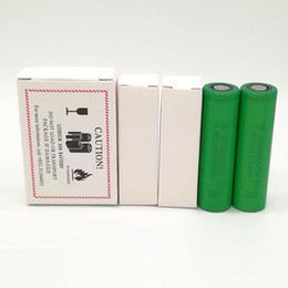 Wholesale cloned electronics for sale – custom Battery VTC5 Battery Clone US18650 Li on Battery VTC4 fit All Electronic Cigarettes V6 Nemesis Manhattan Mech Mod