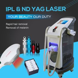 ipl yag tattoo removal laser Canada - distributor wanted best price 755 nm picosecond ng yag laser tattoo remove shr ipl multifunction laser equipment hair removal