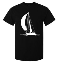 $enCountryForm.capitalKeyWord UK - Sailing ship and sailor in the sea art men's (woman's available) t shirt black