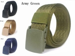 "$enCountryForm.capitalKeyWord Australia - 43-63"" Men Belt Mens Designer Belts Ceinture Smooth Waistband Web Weave Snake Pattern Snake Plastic Buckle Outdoor Sport Active Waist Strap"
