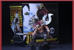One piece pirate figures online shopping - One Piece Action Figure WHITE BEARD Pirates Edward Newgate PVC Onepiece SCultures the TAG team Anime Figure Toys Japanese