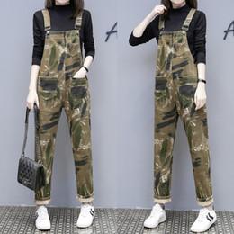 Cute denim overalls online shopping - Fashion Army green Romper Women Denim Jumpsuits Spring Summer New Hot Female Casual Cute Denim Overalls Jeans Mori girl