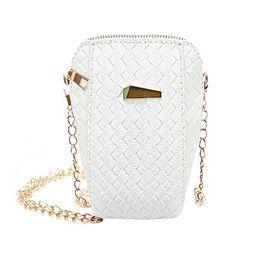 $enCountryForm.capitalKeyWord Canada - Cheap Fashion Women Solid Open Shoulder Bags Messenger Bags Slim Weave Crossbody Handbag Small Body Bags #YL