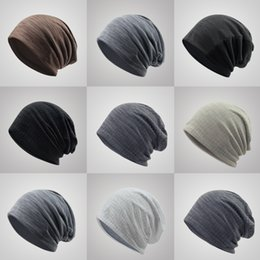 94b634500732 Loose beanies online shopping - Knit Hat Outdoor Beanie Men And Women Warm  Comfortable Colors Mix