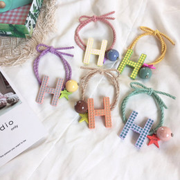 $enCountryForm.capitalKeyWord UK - 20190706 Colorful letters candy ball five-star knot clear leather band hair ornament
