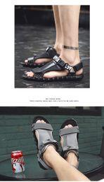 $enCountryForm.capitalKeyWord Australia - 338 Men's fashion sandals south Korean version of casual sandals cool new style 2019 summer outdoor wear non-slip fashion beach shoes