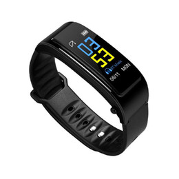 $enCountryForm.capitalKeyWord UK - Bluetooth Y3 Color Headset Talk Smart Band Bracelet Heart Rate Monitor Sports Smart Watch Passometer Fitness Tracker Wristband