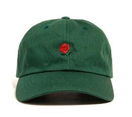 White Snapback Rose Australia - 2019 new fashion rose baseball cap snapback hats and caps for men women brand sports hip hop flat sun hat bone gorras cheap mens snapbacks