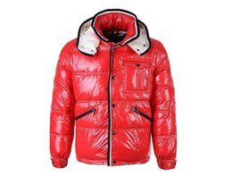 $enCountryForm.capitalKeyWord UK - New Men Casual Shiny Down Jacket Down Brand Classic France Coats Mens Outdoor Warm Feather Dress Winter Coat Outwear Jackets