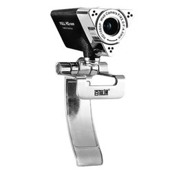 High Definition Cmos Camera Australia - Free shipping 100% ANC JianYing 1080P HD Video Webcam Built-in Mic FOR PC,LAPTOP,MAC Computer high-definition camera