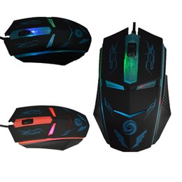 $enCountryForm.capitalKeyWord NZ - NEW Silent Click USB Wired Gaming Mouse 3 Buttons 1600DPI Mute Optical Computer Mouse Mice for PC Laptop Notebook Game Gamer