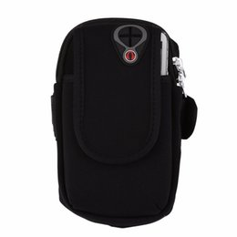 $enCountryForm.capitalKeyWord Australia - Waterproof Mobile Phone Armband Bags Nylon Outdoor Gym Sports Running Gear Wrist Bag Arm Band Holder Pouch Case For Iphone 5 6s