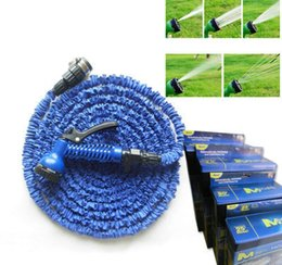 Hot Selling 100FT Garden Hose Expandable Magic Flexible Water Hose EU Hose Plastic Hoses Pipe With Spray Gun To Watering on Sale