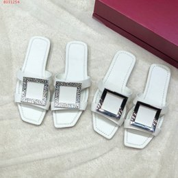 Springs Fashion Heels Australia - 2019 Spring summer collection high-heeled sandals, Fashion flat keel slippers for ladies , full packaging,hot sale in