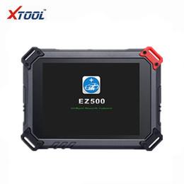 Function Connectors Australia - Original XTOOL EZ500 Full-System Diagnosis for Gasoline Vehicles with Special Function Same Function With XTool PS80