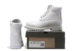 Venta al por mayor de La mejor bota de invierno premium para hombre mujer bota de cuero cuello de contraste básico impermeable bota 6 color