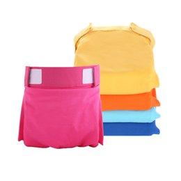 327373a33 Bebé pañales de tela cubierta del pañal reutilizables pañales impermeables  pañales del bebé recién nacido pañal