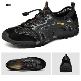 Men s Summer Outdoor Sandal All Out Blaze Sieve Water Shoe Hiking Trekking  Shoes Trail Water Light Water Shoes Sandal 38-46 f98a4c93f6f7