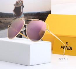 $enCountryForm.capitalKeyWord NZ - Metal Pilot Sunglasses Men Women Oval Frame frog mirror Prescription Athletic Eyeglasses Retro Designer Sun glasses High quality eyewear
