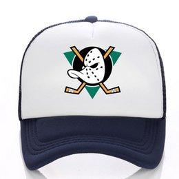 581d3c4af33 Cool Anaheim Duckling logo Baseball cap Men Women 2019 Snapback Hat Hip-Hop  Hat Summer Mesh Fall Free shipping